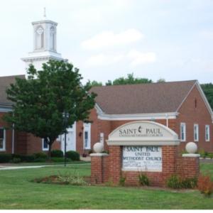 St. Paul Church in Woodbridge, VA
